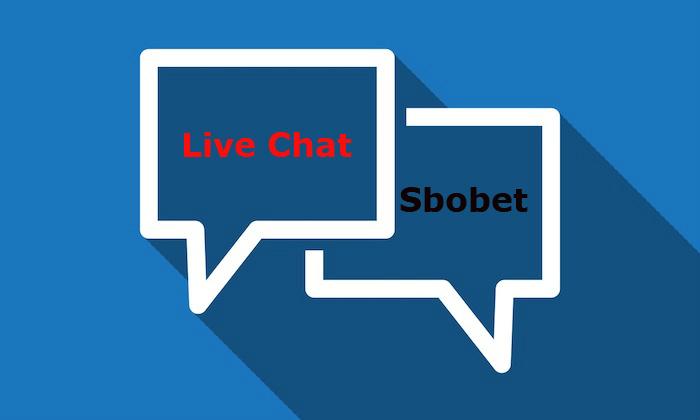 LiveChat Sbobet Online