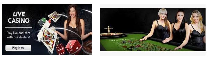 Hasil gambar untuk main live casino di hp