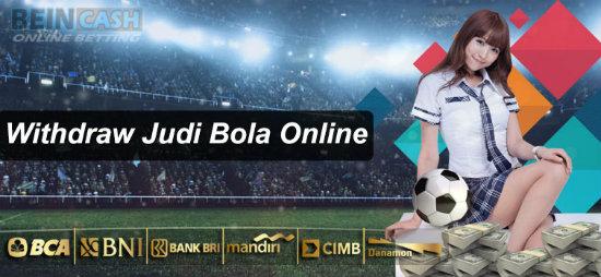 withdraw agen judi bola online sbobet